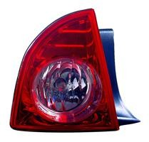 2008 - 2012 Chevrolet Chevy Malibu Rear Tail Light Assembly Replacement (LTZ) - Left (Driver)