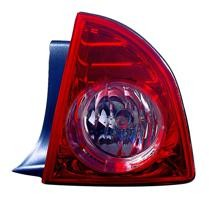 2008 - 2012 Chevrolet Chevy Malibu Rear Tail Light Assembly Replacement (LTZ) - Right (Passenger)