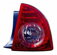 2008-2012 Chevrolet Chevy Malibu Tail Light Rear Lamp (LTZ) - Right (Passenger)