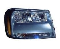 2006 - 2009 Chevrolet (Chevy) Trailblazer Front Headlight Assembly Replacement Housing / Lens / Cover - Right (Passenger)