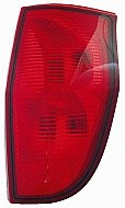 2004 - 2005 GMC Envoy Tail Light Rear Lamp - Right (Passenger)