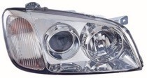 2004 - 2005 Hyundai XG300 + XG350 Front Headlight Assembly Replacement Housing / Lens / Cover - Right (Passenger)