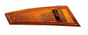 2008-2009 Jeep Liberty Front Marker Light - Left (Driver)