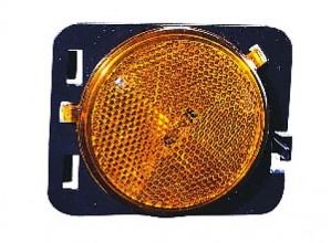 2007-2011 Jeep Wrangler Front Marker Light - Right (Passenger)