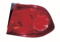 2006 - 2009 Kia Magentis Tail Light Rear Lamp - Right (Passenger)