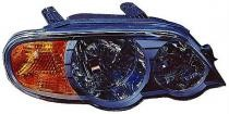 2002 - 2004 Kia Spectra Headlight Assembly (Hatchback + From 5/01 + Early Design) - Right (Passenger)
