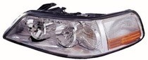 2005 - 2011 Lincoln Town Car Headlight Assembly (HID) - Left (Driver)