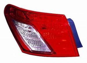 2007-2009 Lexus ES350 Tail Light Rear Lamp - Left (Driver)