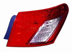 2007-2009 Lexus ES350 Tail Light Rear Brake Lamp - Right (Passenger)