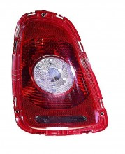 2007-2010 Mini Cooper Tail Light Rear Lamp (with Clearn Lens) - Left (Driver)