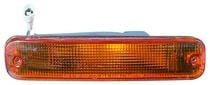 1993 - 2001 Subaru Impreza Front Bumper Side Signal Light - Left (Driver)