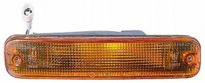 1993-2001 Subaru Impreza Front Bumper Side Signal Light - Left (Driver)