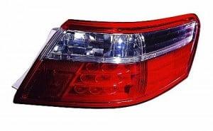 2007-2009 Toyota Camry Hybrid Tail Light Rear Lamp - Right (Passenger)