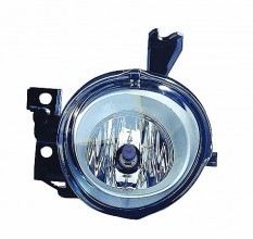2004-2007 Volkswagen Touareg Fog Light Lamp - Right (Passenger)