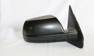 2007-2010 Toyota Tundra Pickup Side View Mirror (Base Model / without Cold Climate Spec) - Right (Passenger)
