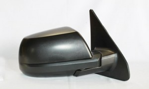 2007-2013 Toyota Tundra Pickup Side View Mirror (SR5 Model / Non-Heated / Power Remote) - Right (Passenger)