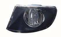 2007 - 2013 BMW 335i Fog Light Assembly Replacement Housing / Lens / Cover - Left (Driver)