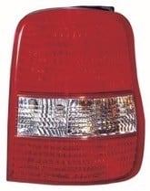 2003 - 2005 Kia Sedona Rear Tail Light Assembly Replacement / Lens / Cover - Right (Passenger)