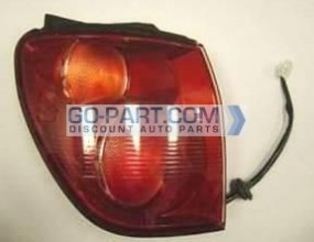 1999-2000 Lexus RX300 Outer Tail Light Rear Lamp - Left (Driver)