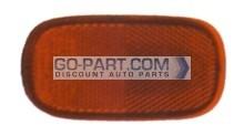 2006-2011 Toyota RAV4 Rear Reflector - Left (Driver)