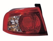 2003 - 2006 Kia Magentis Rear Tail Light Assembly Replacement / Lens / Cover - Left (Driver)