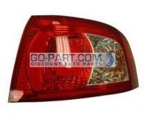 2003-2006 Kia Optima Tail Light Rear Lamp - Right (Passenger)