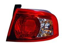 2003 - 2006 Kia Magentis Tail Light Rear Lamp - Right (Passenger)