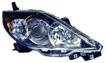 2006 - 2007 Mazda 5 Mazda5 Headlight Assembly (OEM) - Right (Passenger)