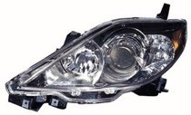 2006 - 2007 Mazda 5 Mazda5 Headlight Assembly (OEM) - Left (Driver)