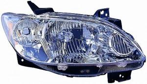 2004-2006 Mazda MPV Headlight Assembly (OEM / without Rocker Moldings) - Right (Passenger)