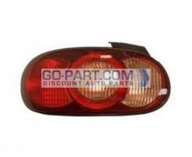 2001-2005 Mazda MX-5 Miata Tail Light Rear Brake Lamp - Left (Driver)