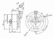 2002 - 2006 Nissan Altima Radiator Cooling Fan Motor