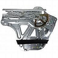2006-2009 Kia Sedona Window Regulator Assembly Power (Front Left)