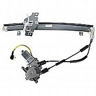 2000-2001 Kia Sephia Window Regulator Assembly Power (Front Right)