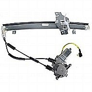 2000-2001 Kia Sephia Window Regulator Assembly Power (Front Left)