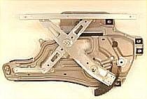 2007-2008 Hyundai Elantra Window Regulator Power (Front Left)