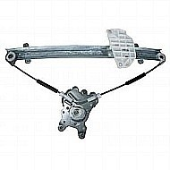 1997-2002 Mitsubishi Mirage Window Regulator Power (Sedan / Front Driver Side / Cable Mechanism) (Front Left)
