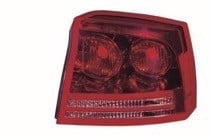 2006 - 2008 Dodge Charger Tail Light Rear Lamp - Right (Passenger)