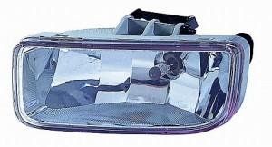 2004-2008 Chevrolet (Chevy) Aveo Fog Light Lamp - Left (Driver)