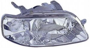 2004-2008 Chevrolet (Chevy) Aveo Headlight Assembly - Right (Passenger)
