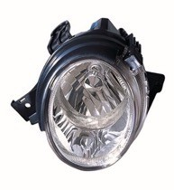 2003 Kia Optima Front Headlight Assembly Replacement Housing / Lens / Cover - Left (Driver)