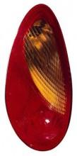 2004 - 2005 Chrysler PT Cruiser Tail Light Rear Lamp (OEM# 5288743AG) - Left (Driver)