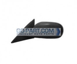 2003-2006 Infiniti G35 Side View Mirror (Sedan / Power Remote / Heated / G35 / G35X) - Left (Driver)