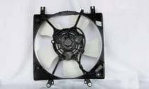 1995 - 1999 Mitsubishi Eclipse Radiator Cooling Fan Assembly Replacement