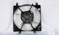 1995 - 1999 Mitsubishi Eclipse Radiator Cooling Fan Assembly