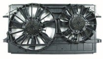 2006 - 2008 Pontiac G6 Radiator Cooling Fan Assembly