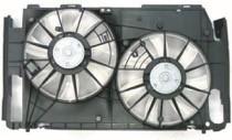 2009 - 2011 Toyota RAV4 Radiator Cooling Fan Assembly