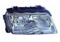 1996 - 1999 Audi A4 Headlight Assembly - Right (Passenger)