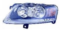 2005 - 2010 Audi A6 Headlight Assembly - Left (Driver)