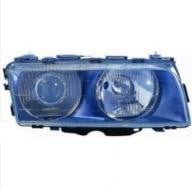 1995 - 1998 BMW 740i Headlight Assembly (Xenon) - Left (Driver)
